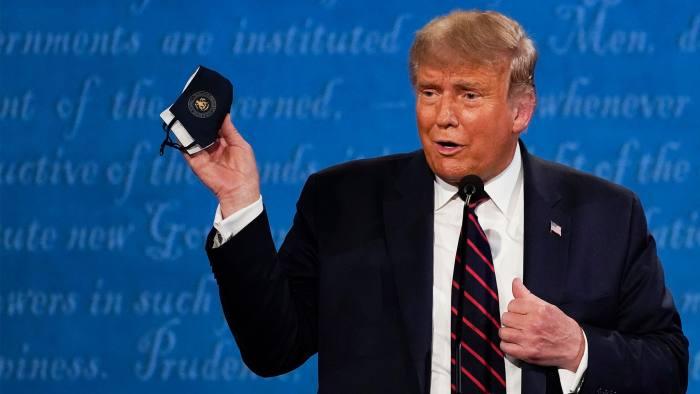 Donald Trumpflet nga spitali, tregon gjendjen shëndetësore