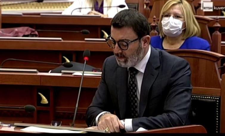 """""""Vallëzuam tango treshe, deri te Presidenti"""", Hyseni: Opozita të pranojë humbjen"""