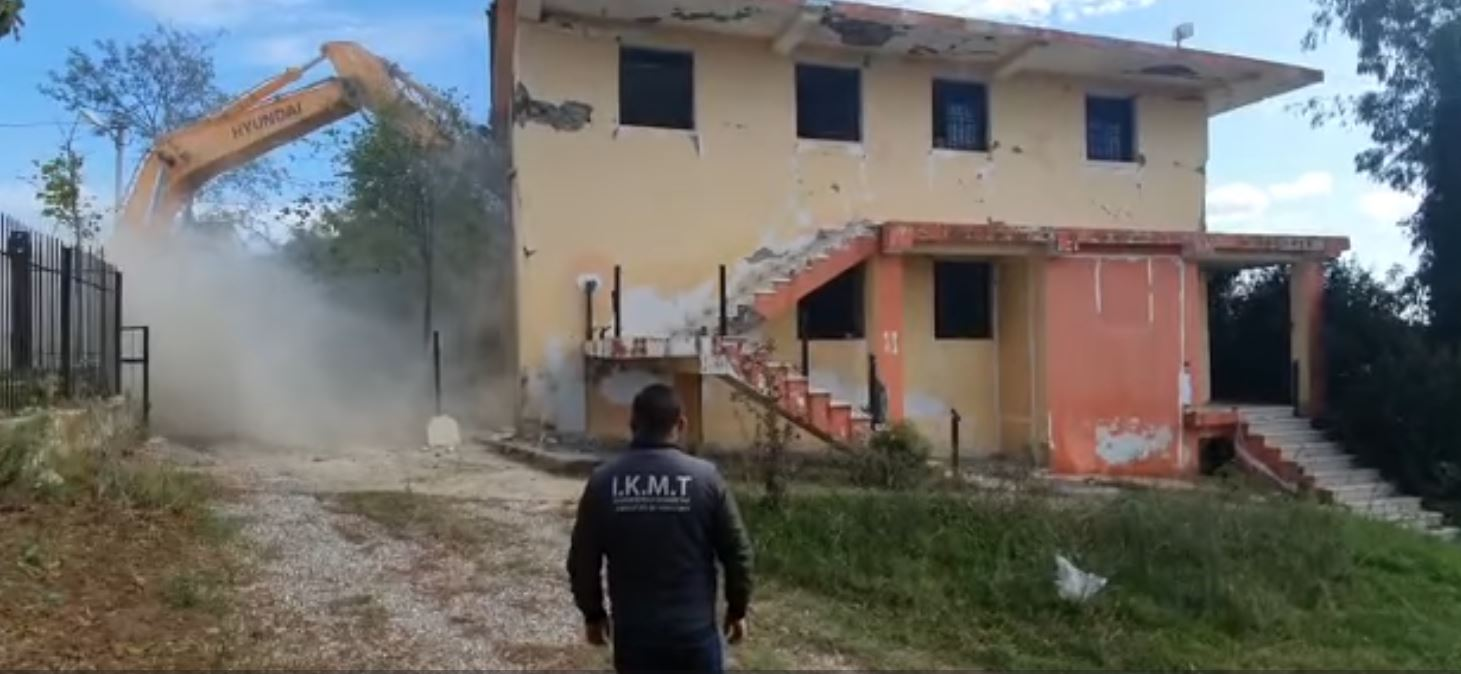 IKMT fillon prishjen e 20 objekteve në gjurmën e Unazes së Madhe