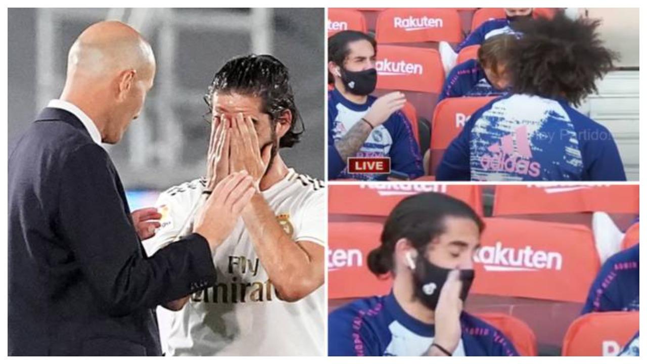 Zbardhet biseda/ Zidane e harron në stol, Isco u qahet shokëve të skuadrës