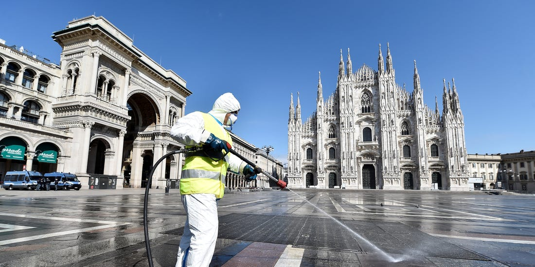 Italia regjistron 18,916 raste të reja me Covid-19 dhe 280 viktima në 24 orë