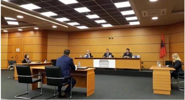 Vettingu, Kolegji i Posaçëm vulos shkarkimin e prokurorit Çlirim Shahini