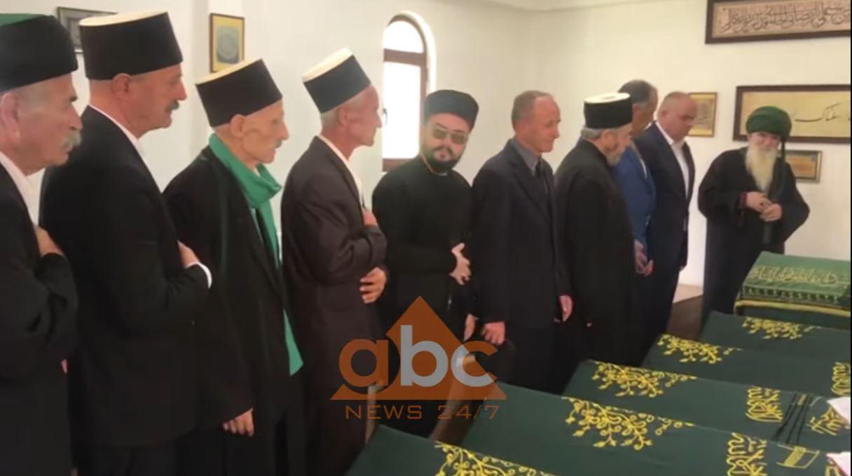 Inaugurohet tyrbja më e vjetër në Ballkan në Kukës, Baba Mondi përcjell mesazhet për harmoni fetare