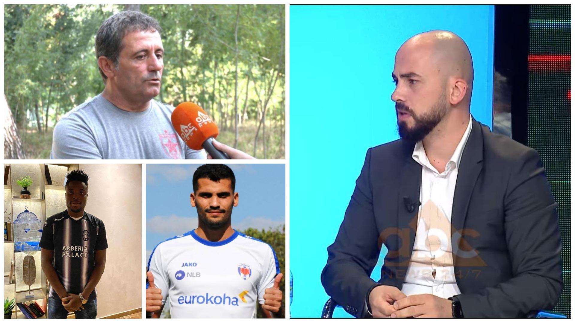 VIDEO/ Ilir Daja, Obanor dhe Gent Muça si Raul: Sa prapaskena te Tirana