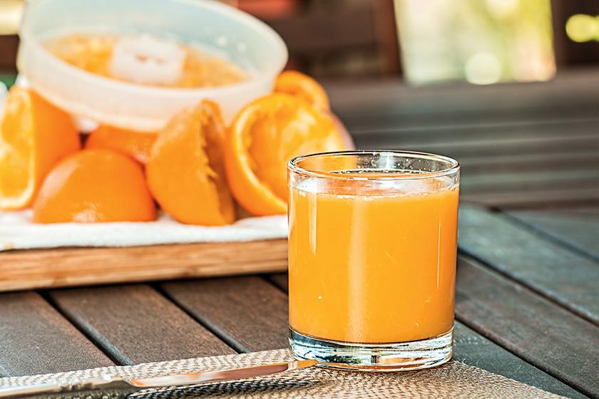 Si ndikon lëngut i portokallit tek kolesteroli