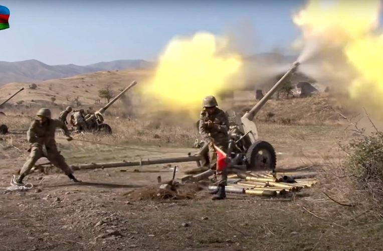 Katër javë në luftë, pas takimit në Moskë, Armenia dhe Azerbajxhani i drejtohen SHBA-së