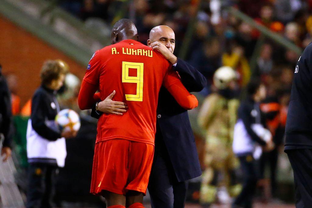 Martinez me superlativa për Lukakun: Shiriti i kapitenit e motivoi, jam krenar për të