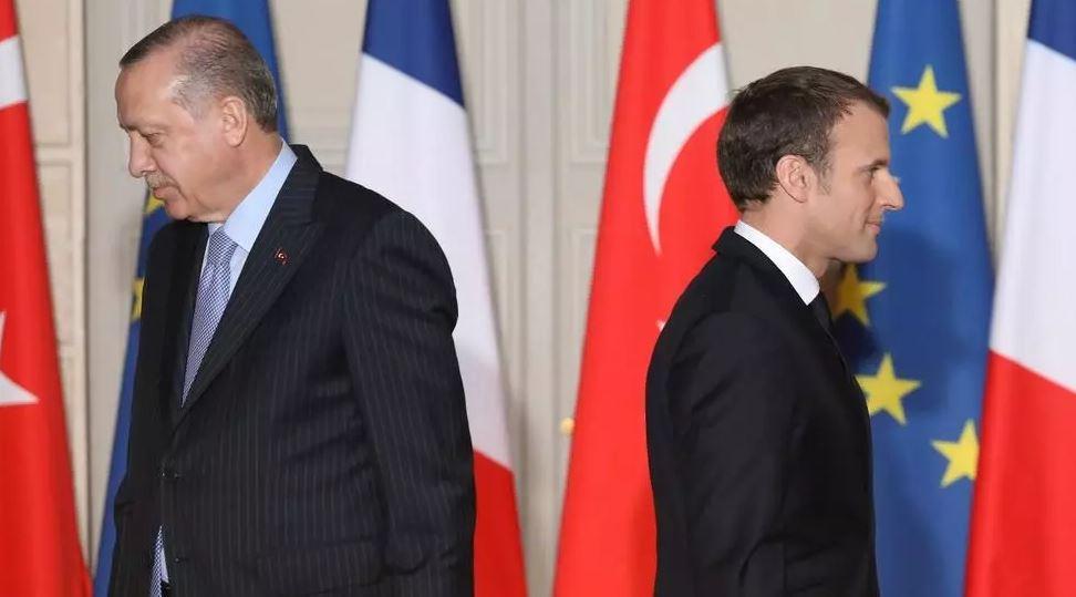 """Mediat franceze: Franca tërheq ambasadorin nga Turqia pas komenteve """"të papranueshme"""" të Erdogan"""