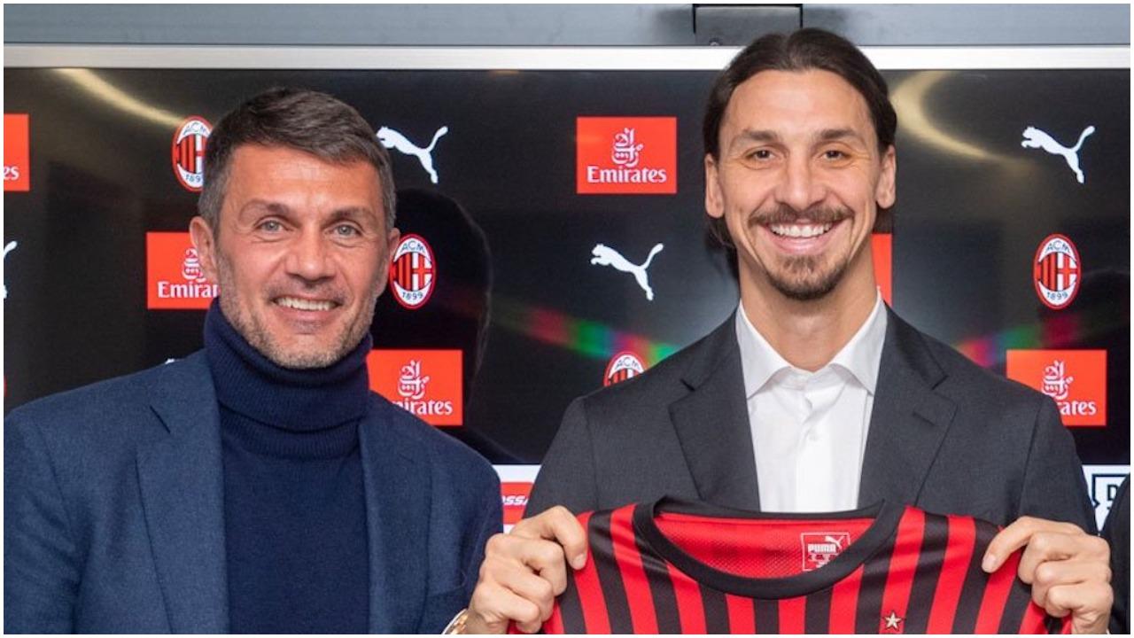 Sa është rritur Milani me Ibrahimovic? Maldini tregon përgjigjen
