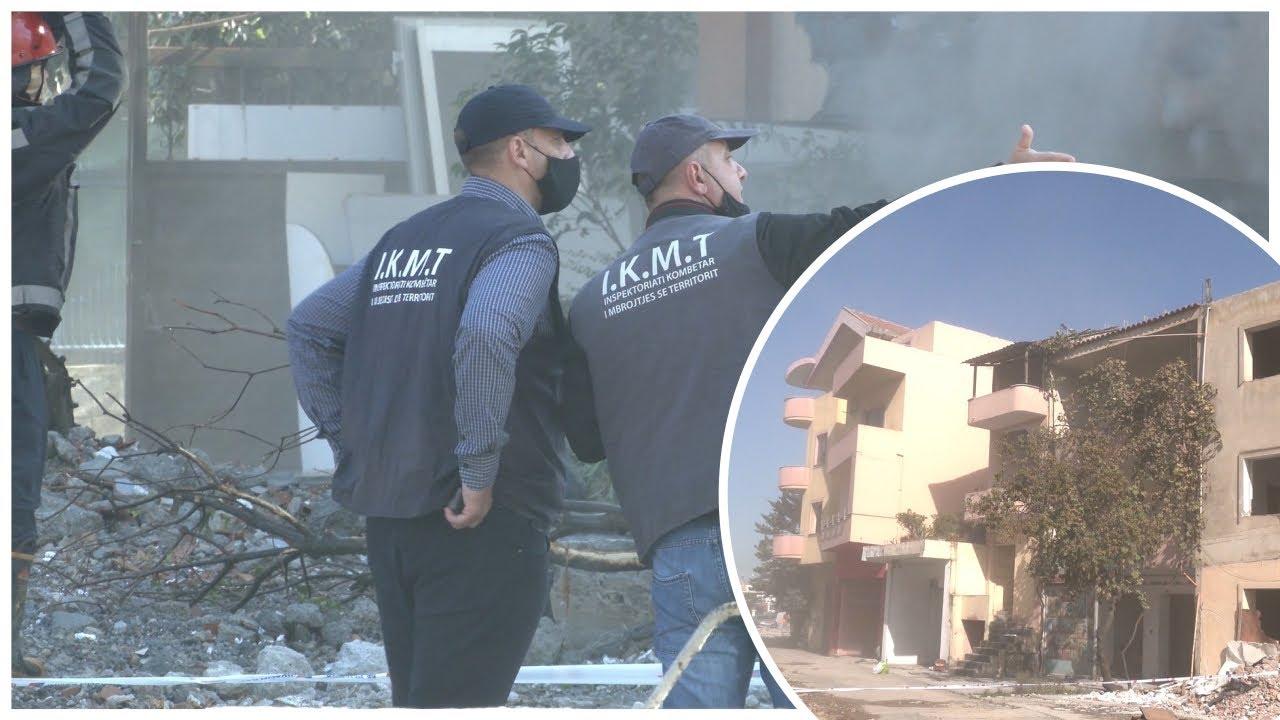 """Ndërtimi i Unazës së Madhe, IKMT nis shembjen e 20 objekteve tek """"Astiri"""", aksioni pa incidente"""