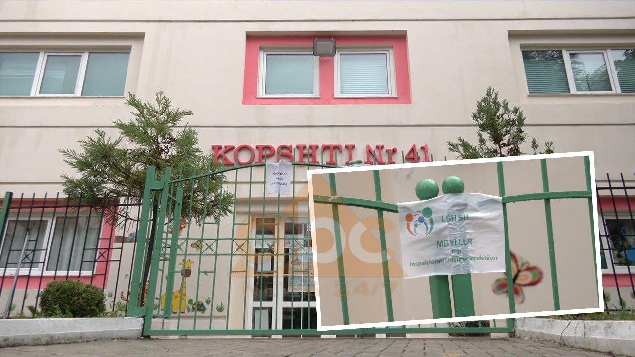Situata e COVID-19: Mbyllet kopshti në Tiranë, infektohen 2 edukatore në Berat