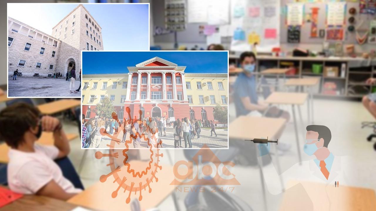 Maskat, temperatura dhe distanca: Miratohen rregullat për fillimin e mësimit në fakultete