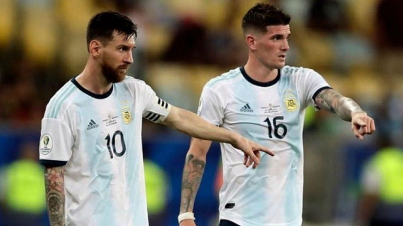 De Paul: Nëse Messi e kërkon, çdokush shkon në betejë për të
