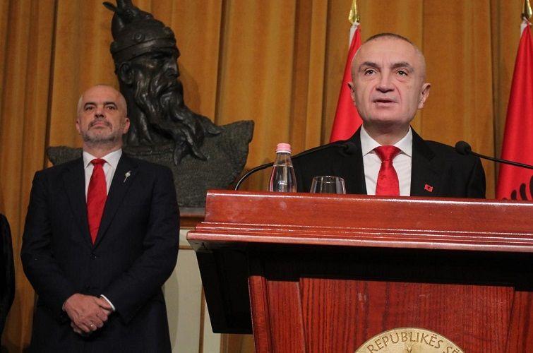 Presidenca i përgjigjet Ramës:Thellohu dhe reflekto urgjent, mos fol më për Kushtetutën