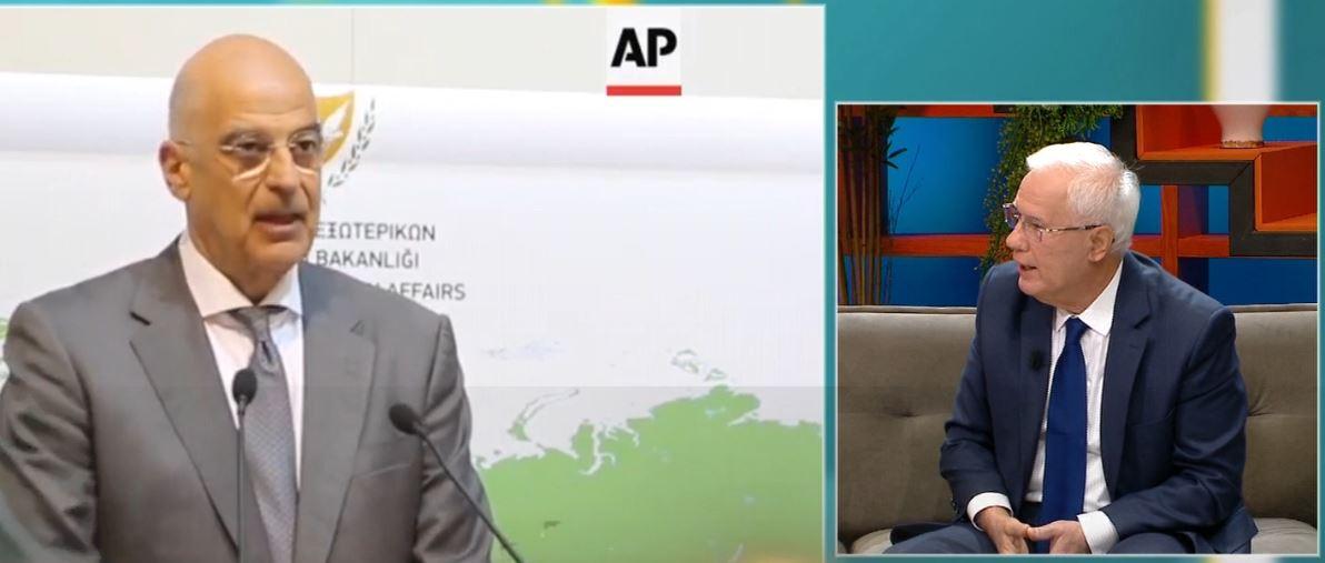 """""""Çfarë kërkon Athina?"""" Paskal Milo: Greqia s'mund të shtrihet 12 milje në kufirin detar me Shqipërinë"""
