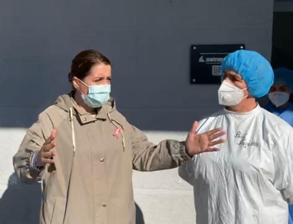 Manastirliu: Covid 3 gati, hapet kur të ezaurohen kapacitetet tek Infektivi dhe Shefqet Ndroqi
