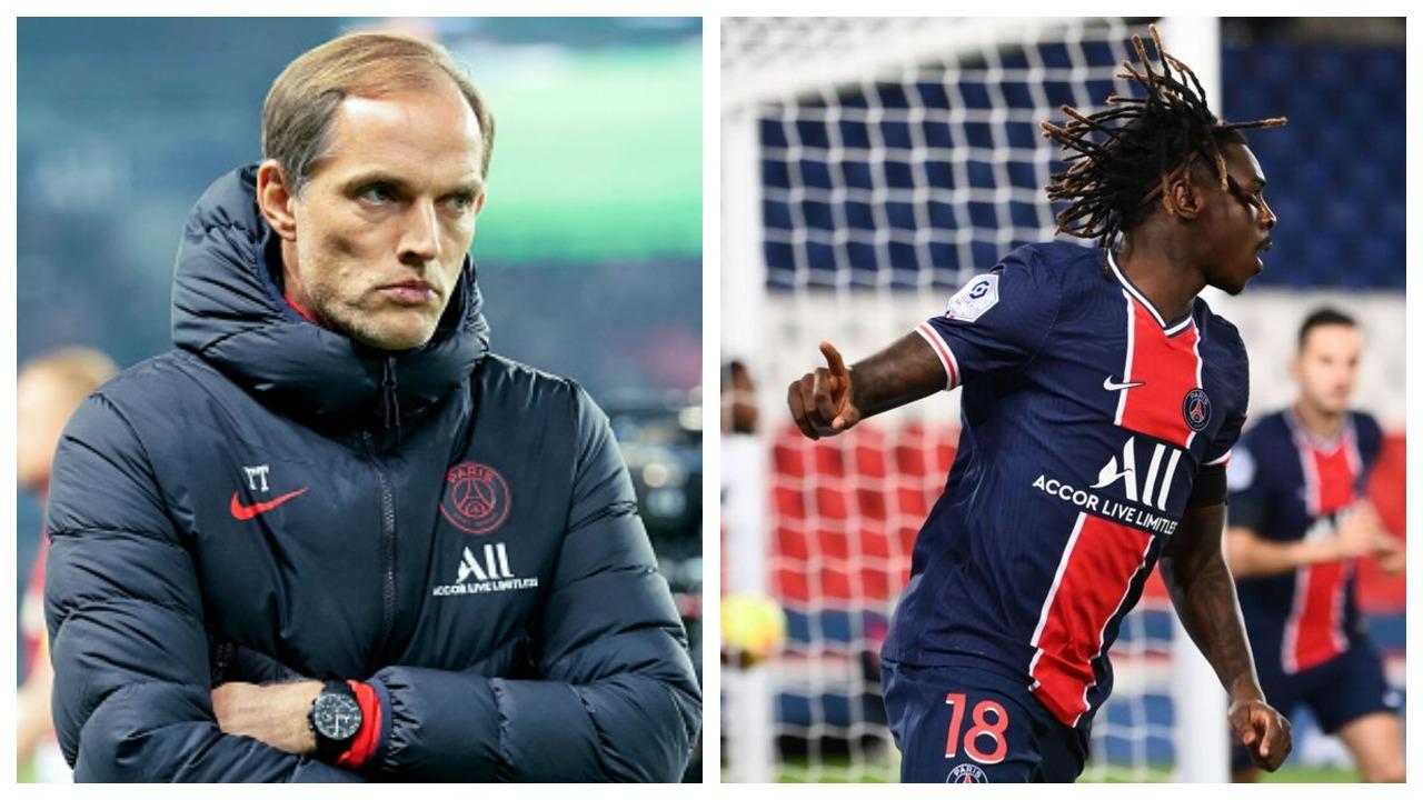 Shkëlqimi i Moise Kean në Ligue 1, Tuchel: Mos prisni shumë nga ai