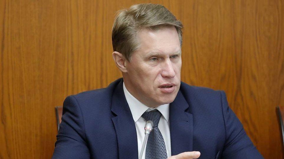 Një anëtar i familjes pozitiv me Covid-19, karantinohet Ministri rus i Shëndetësisë