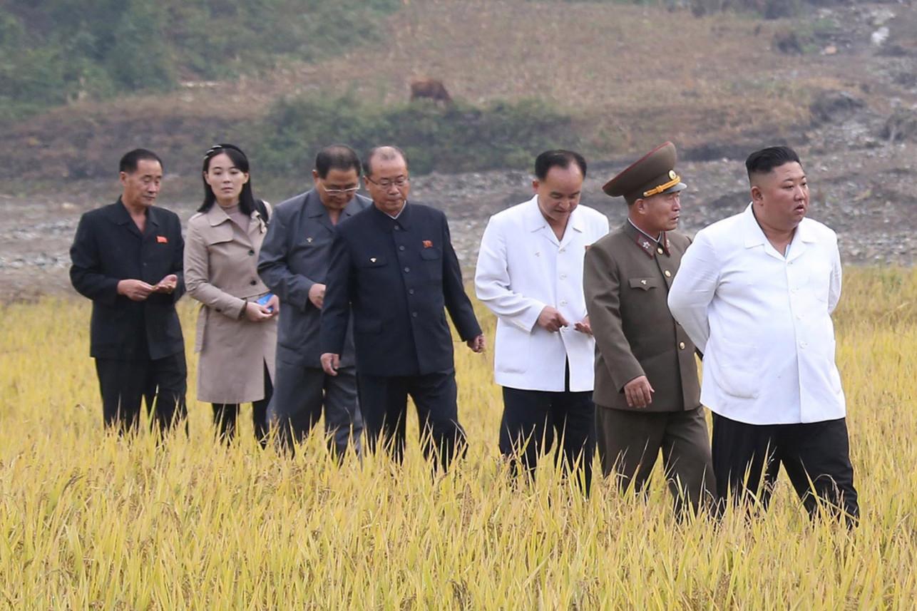 Motra e Kim Jong Un, Kim Yo Jong, bëri daljen e parë në mediat shtetërore pas disa muajve