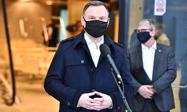 Presidenti i Polonisë infektohet me COVID-19