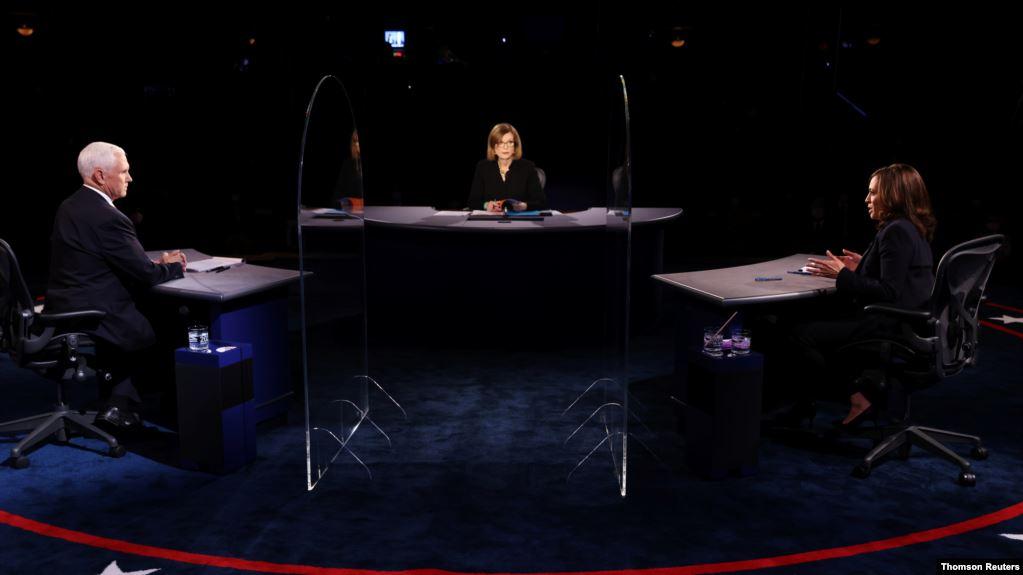 Pence dhe Harris përplasen për COVID-19, në debatin për postin e nënpresidentit