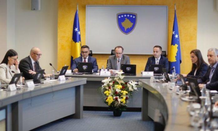 Qeveria shfuqizon Task-forcën antikorrupsion në Policinë e Kosovës