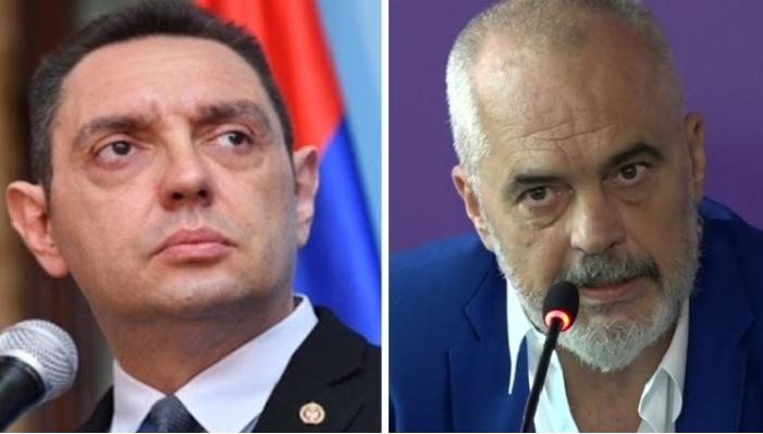 """""""Notë proteste Serbisë, të na kërkojë falje""""! Vulin i përgjigjet Ramës: Duhet të kërkosh ti ndjesë"""