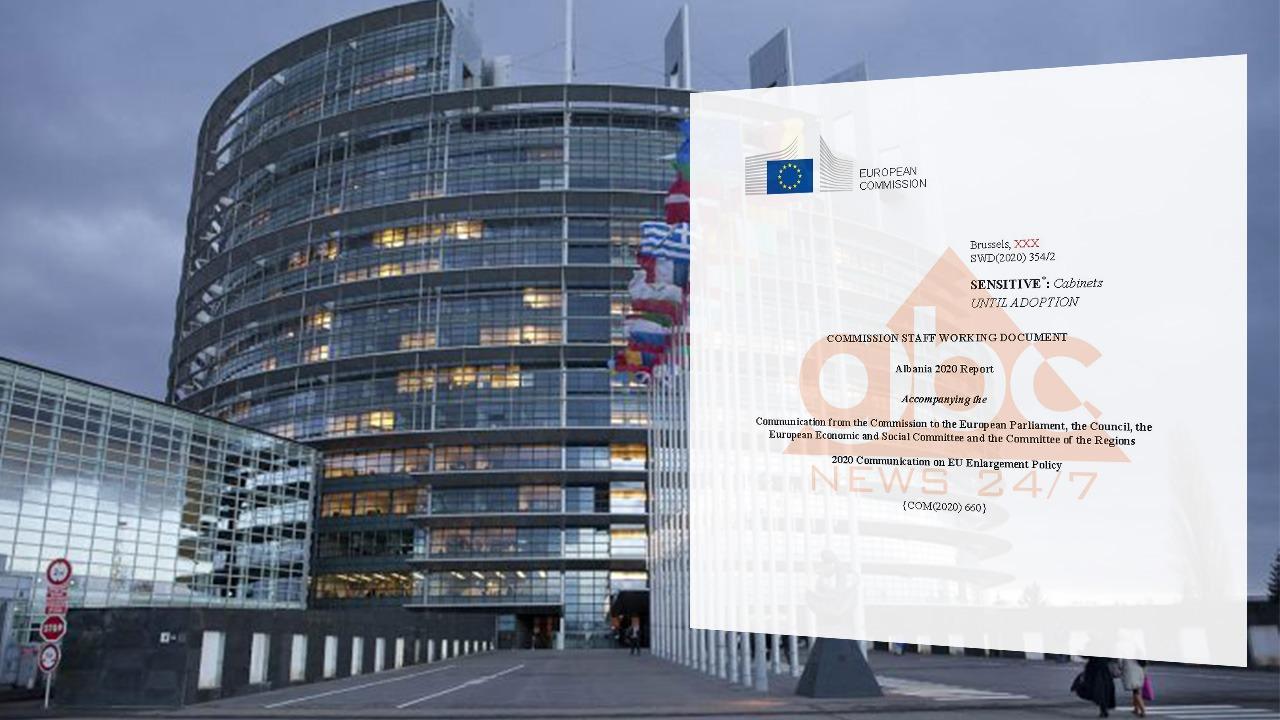 """NEGOCIATAT/ Pikat e errëta të progres – raportit, Gjermania do ti thotë """"JO"""" Shqipërisë"""