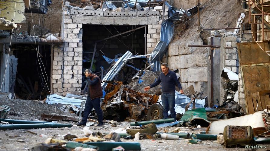Përplasjet në Nagorno-Karabakh, Pompeo fajëson Turqinë për ndezjen e konfliktit