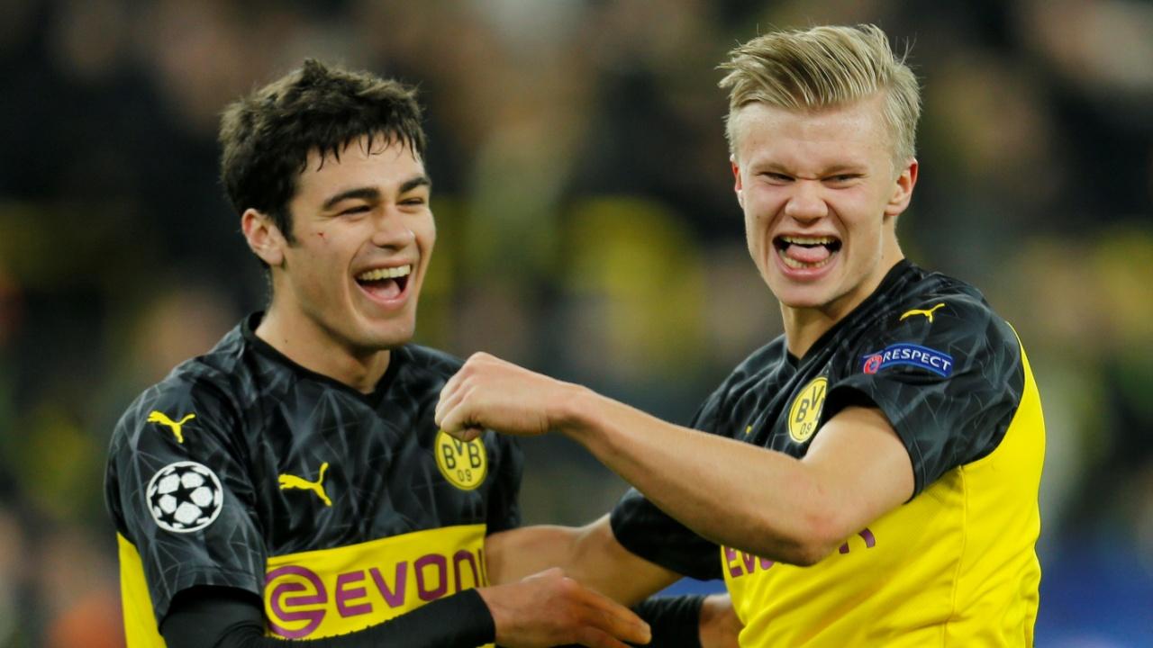 Adoleshenti i Dortmund në histori, vendos rekord në Bundesliga