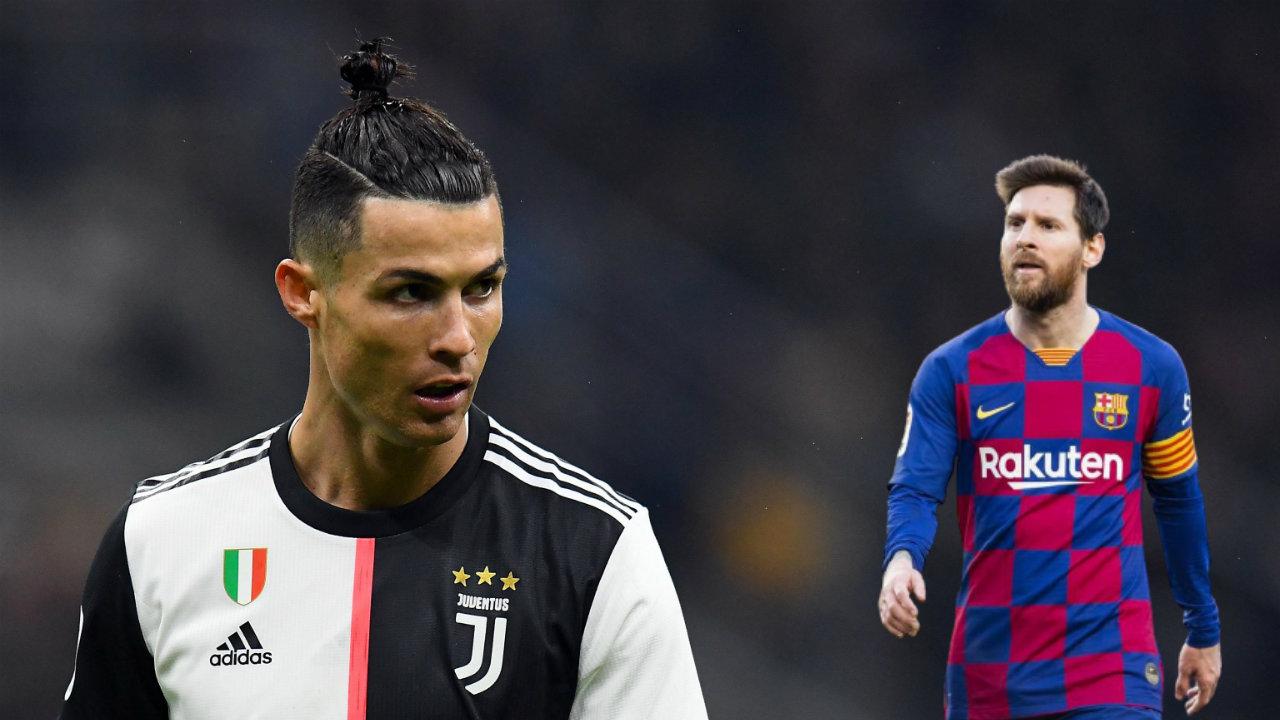 """Vidal """"ngacmon"""" Ronaldon: Messi nga planet tjetër, nuk krahasohet me të"""