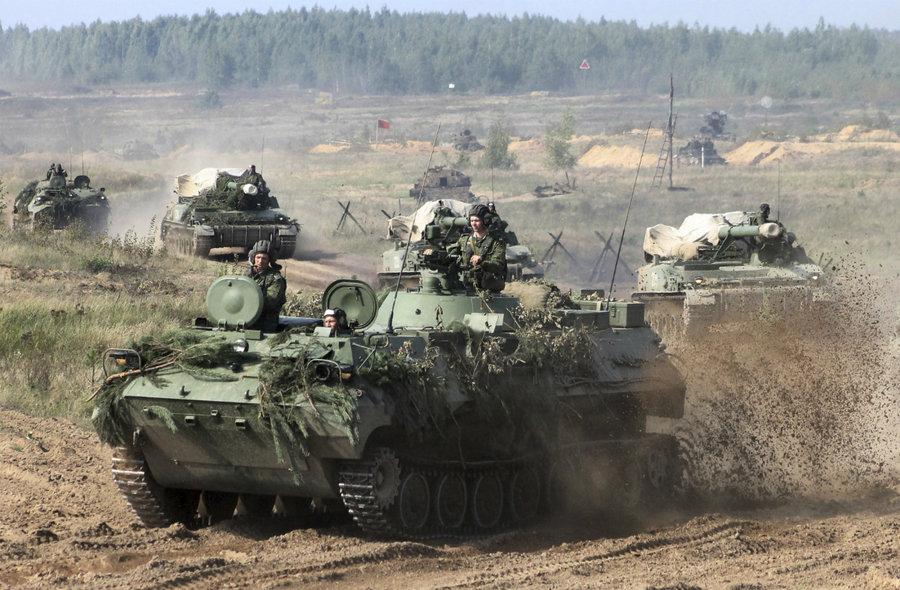 A do ta pushtojë Rusia Bjellorusinë?