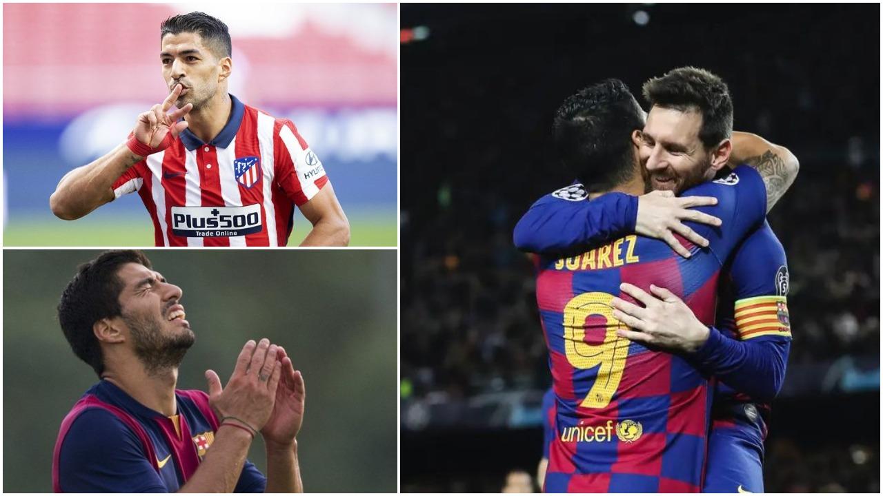 Suarez: Nuk festoj nëse i shënoj Barcelonës. Reali? Atje nuk do shkoja kurrë