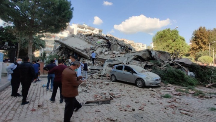 Shqiptarja flet për Abcnews.al nga epiqendra e tërmetit: Tmerr, s'dimë ku do kalojmë natën