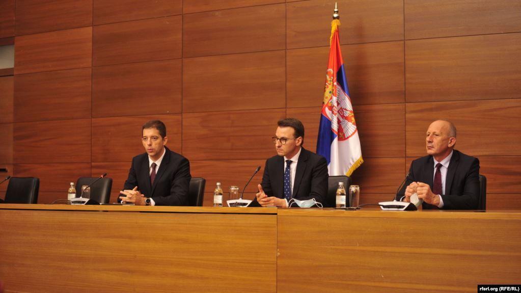 Petkoviç: Nëse Prishtina nuk formon Asociacionin, serbët do të largohen nga institucionet e Kosovës
