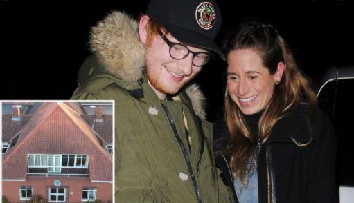 Ed Sheeran bën gjestin e veçantë për shkollën ku njohu gruan e tij