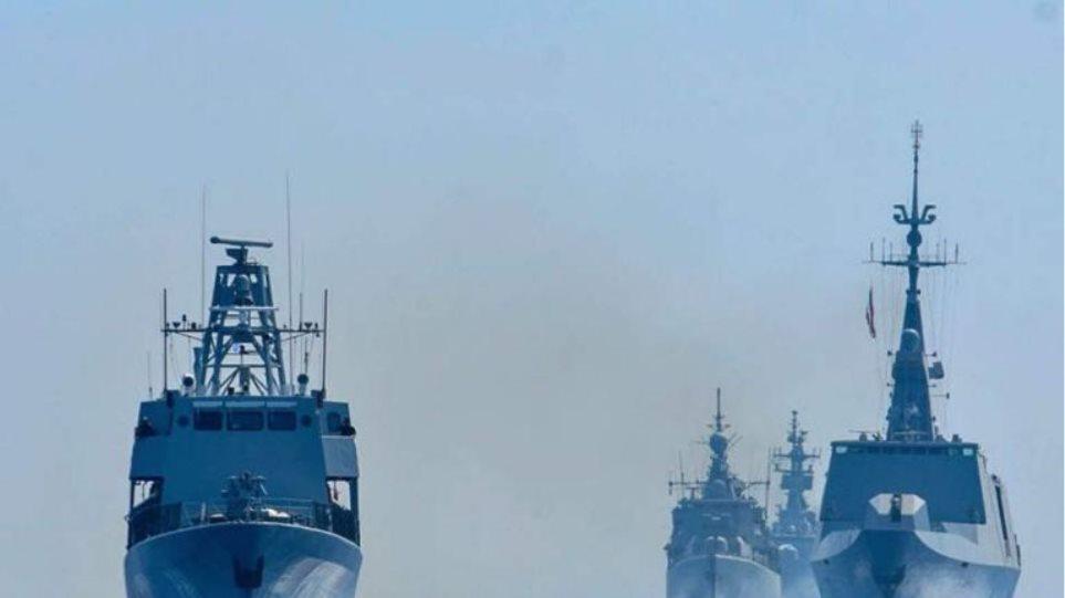 Turqia anulon stërvitjen ushtarake në Mesdhe