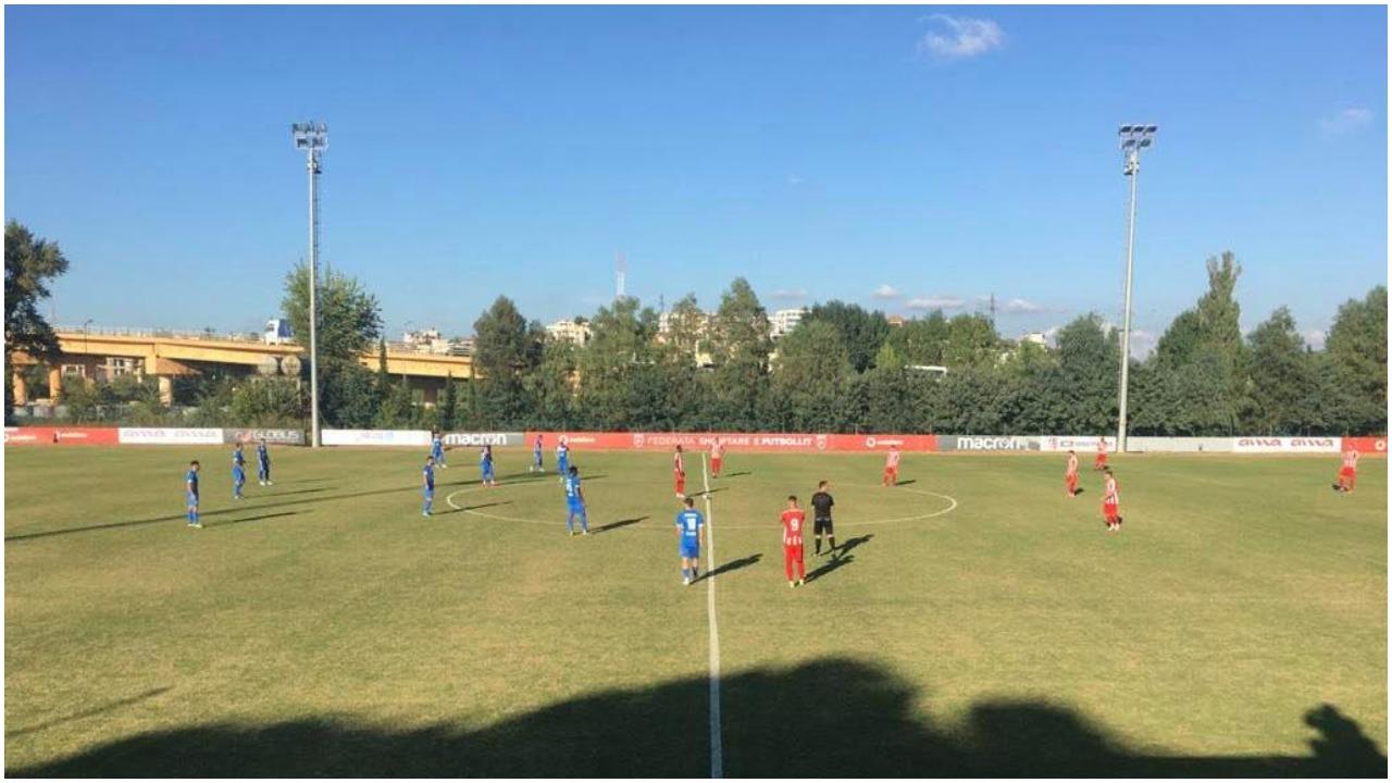Paqe në Durrës mes Skënderbeut e Kukësit, plot 4 gola në Partizani-Struga