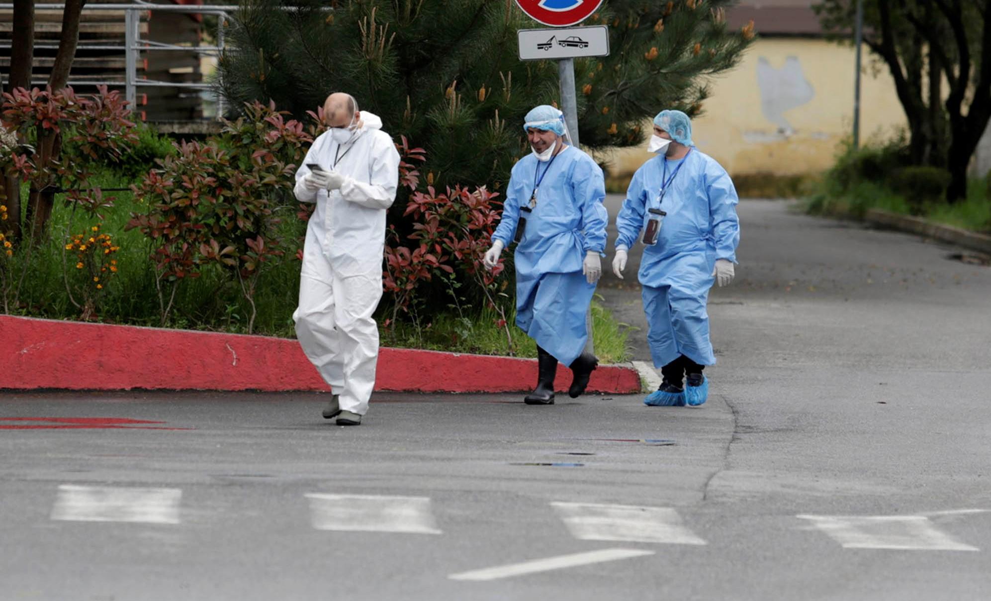 538 raste të reja me COVID dhe 9 humbje jete në 24 orët e fundit në Shqipëri