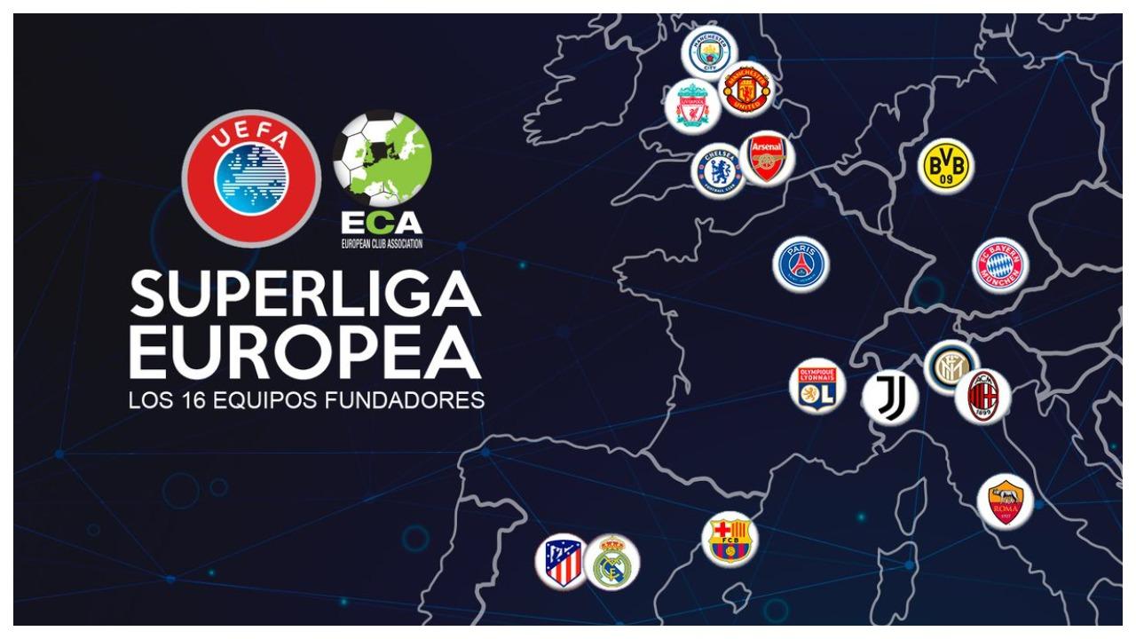 """18 skuadra dhe formulë si NBA, """"AS"""" zbulon detajet e European Super League"""