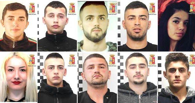 """Grabitje, vjedhje, rrahje, zhvatje: arrestohet banda e """"ferrit shqiptar"""" në Itali"""