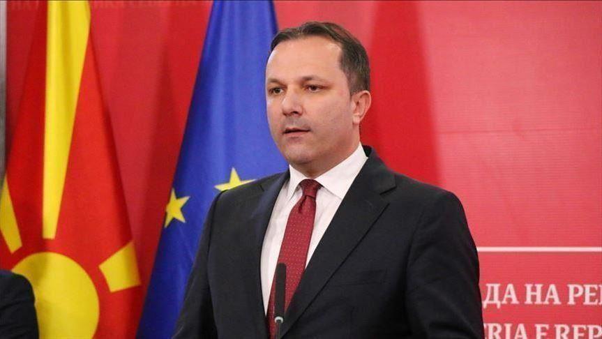 Rezulton pozitiv me koronavirus Ministri i Brendshëm në Maqedoninë e Veriut