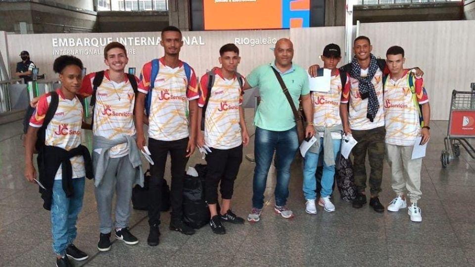 7 brazilianë te Turbina, zbarkojnë në Rinas të përzgjedhurit