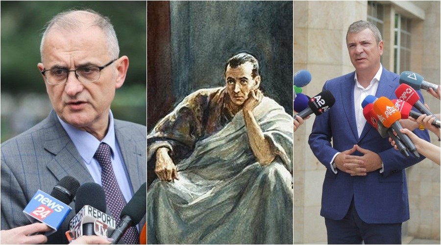 Politika shqiptare në kërkim të Ponc Pilatit: Kush është sipas jush?