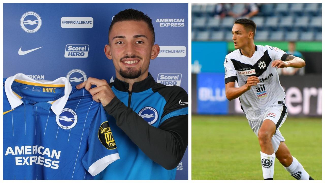 "Goleadori Zeqiri zyrtarisht ""anglez"", Granada tenton mesfushorin e Kosovës"