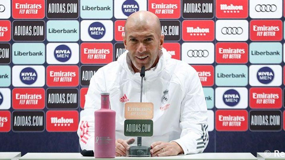 Buzëqesh Zinedine Zidane, rikuperon në kohë rekord dy yjet e ekipit