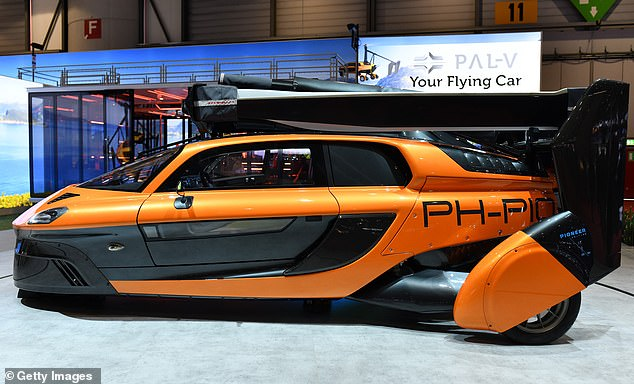 Del në përdorim makina fluturuese me tre rrota, zbulohet çmimi marramendës