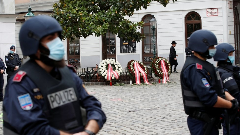 Sulmi me 4 viktima, pezullohet nga puna shefi i anti-terrorit në Vjenë