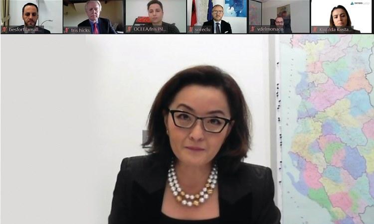 SHBA: Jemi në krah të Shqipërisë për të luftuar krimin dhe korrupsionin