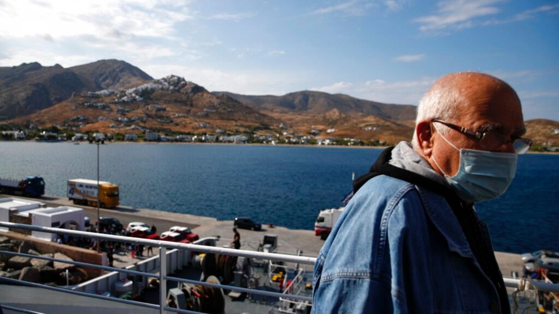 Greqia konfirmoi 2,581 raste të reja me Covid-19 dhe 72 viktima në 24 orët e fundit